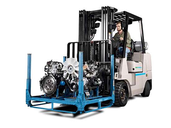 When Less Is More: Maximizing Warehouse Space with the CF Series of Forklifts