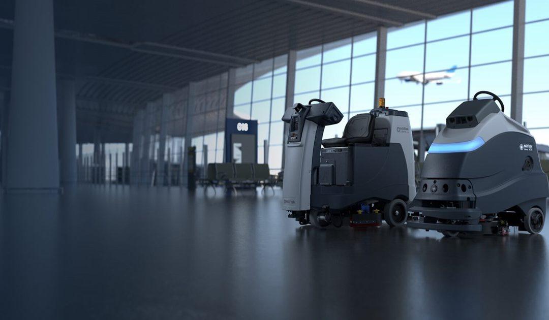 The Future of Clean: Liberty Autonomous Floor Scrubbers