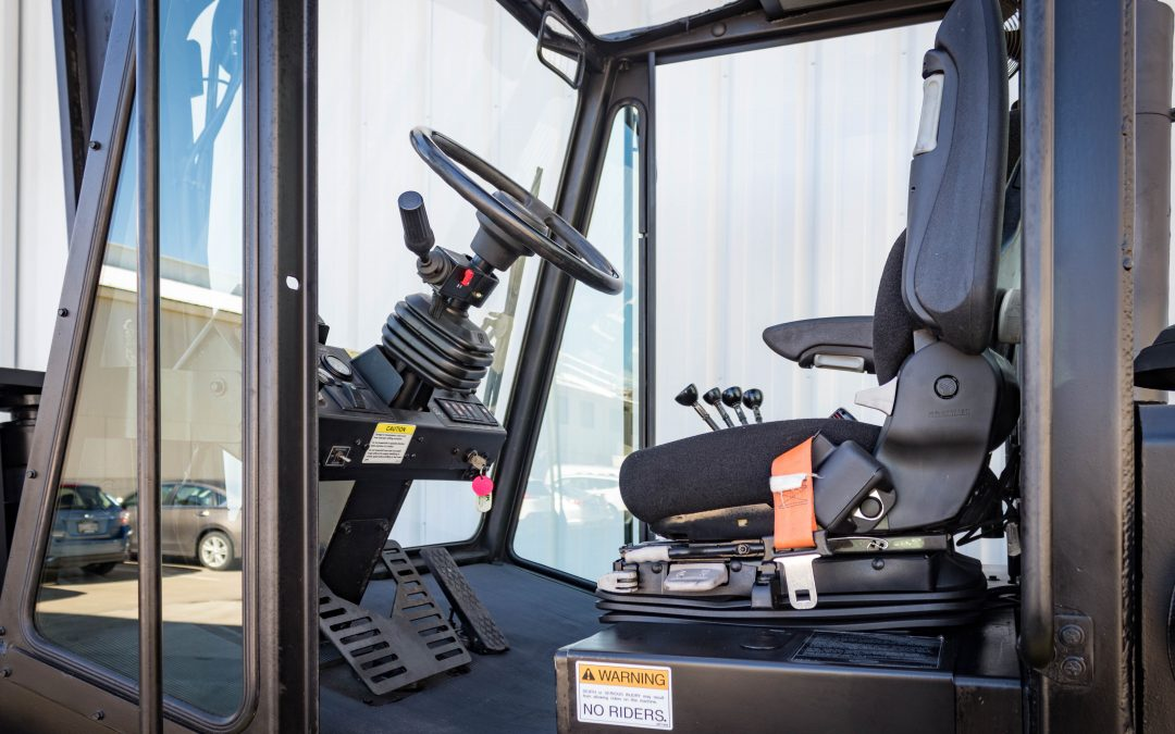 National Forklift Safety Day: Importance of Seatbelts